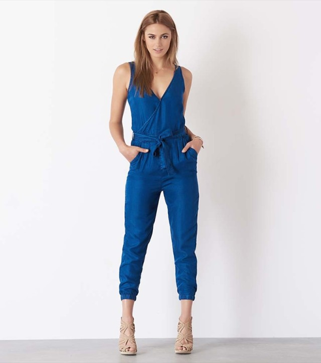 Jumpsuit-Denim