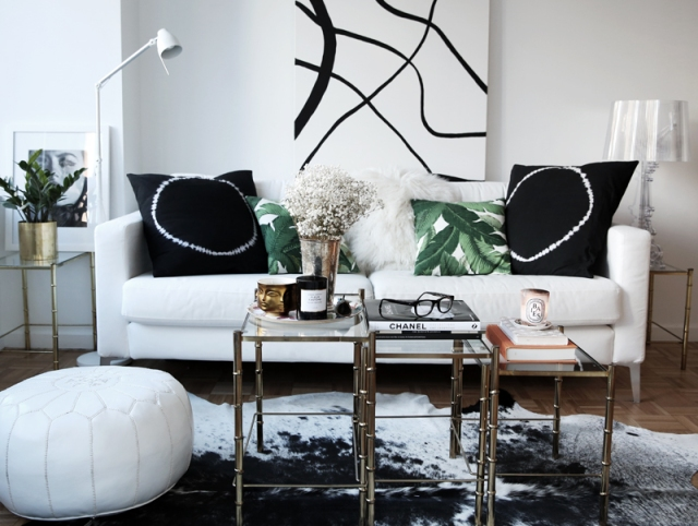 carolina-engman-nyc-apartment-husligheter | On aime d'amour
