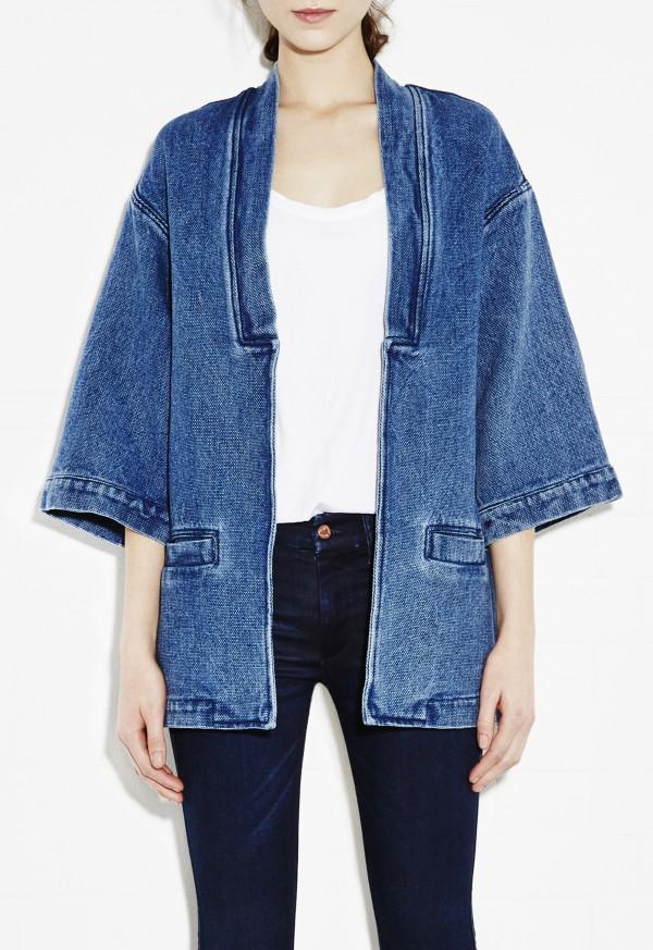 Jeans-Kimono