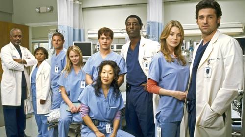 Grey's Anatomy | On aime d'amour