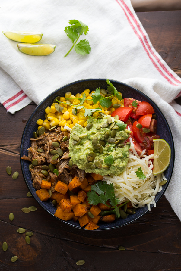 Fall-Burrito-Bowls-with-Maple-Pork-Sweet-Potatoes-and-Pepitas-2
